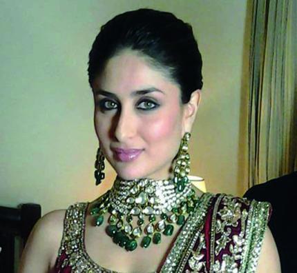 Kareena Kapoor in a gharara after her wedding