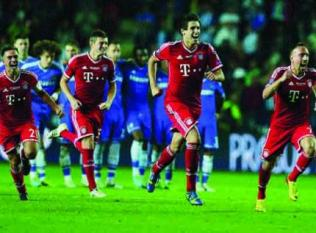 Bayern Munich begin their Champions League title defence in a home game against CSKA Moscow on Tuesday—AP